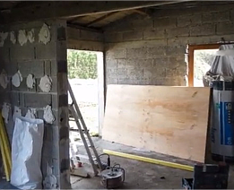 VIDEO 3 Garage Renovation